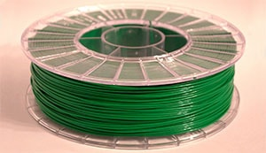 Купить PLA пластик зеленый
