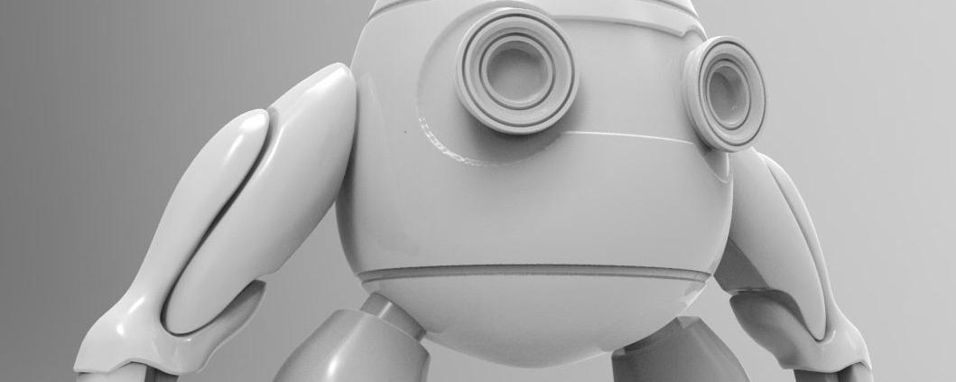визуализация робота