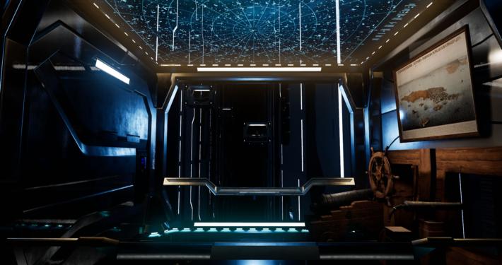 VR проект