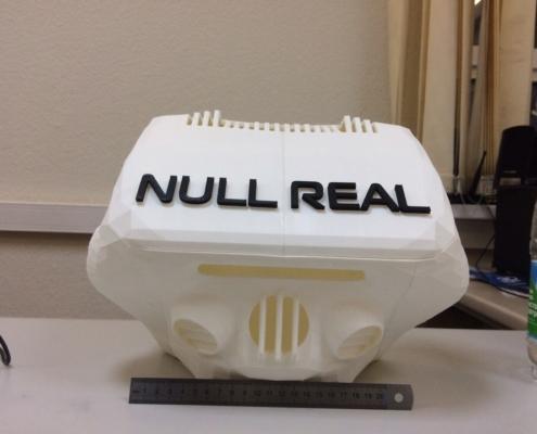 3d печать корпуса, корпус для виртуальной реальности