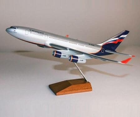 Изготовление макетов самолета