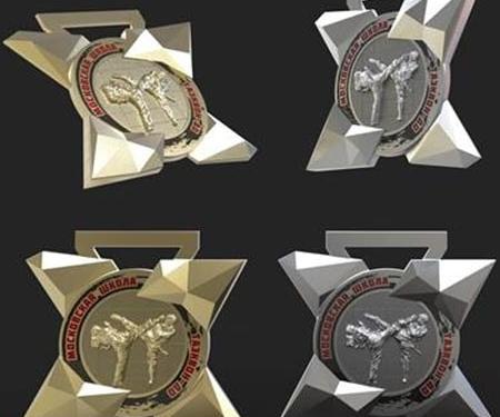 производство медалей на заказ